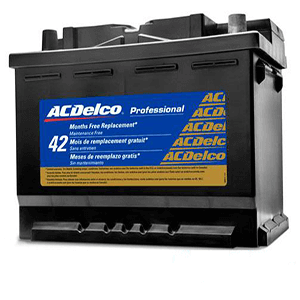 AcDelco Din 90Ah 59043