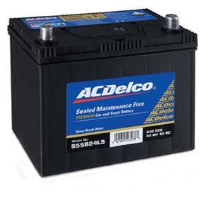 AcDelco 35Ah 42B19LS